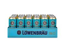 Löwenbräu Bier, Dosen, 24 x 50 cl