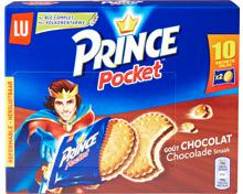 Lu Prince Pocket Schokolade