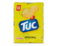 Lu Tuc Crackers Original, 2 x 3 x 100 g, Duo