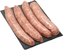 Luganiga lunga Schweinsgrillwurst