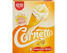 Lusso Cornetto Tropical Fruits