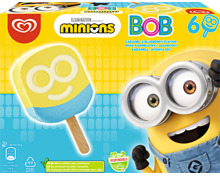 Lusso Minions Caramel Blueberry Action 360