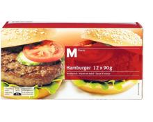 M-Classic Hamburger in Sonderpackung