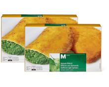 M-Classic-Käse- und -Spinat-Plätzli im Duo-Pack