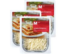 M-Classic Lasagne Bolognese im 3er-Pack