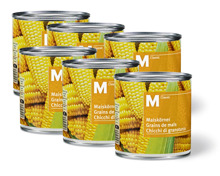 M-Classic Maiskörner im 6er-Pack