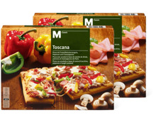 M-Classic Pizza Toscana im Duo-Pack