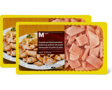 M-Classic Pouletgeschnetzeltes im Duo-Pack, Duo-Pack