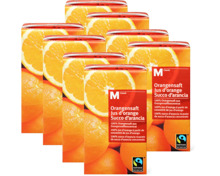M-Classic Säfte im 8er-Pack, 8 x 25 cl