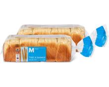 M-Classic Toast & Sandwich im Duo-Pack