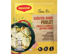Maggi Mix Gewürzmischung für Kräuter-Rahm-Poulet