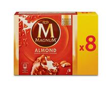 Magnum Almond, 8 x 110 ml