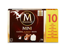 Magnum Mini Classic/Almond/White, 10 x 55 ml