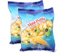 Mais Puffs im Duo-Pack