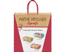 Maître Pâtissier traditionelles Schweizer Gebäck