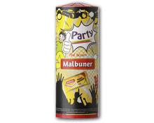 MALBUNER® Tisch Party