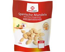 Märsch spanische Mandeln