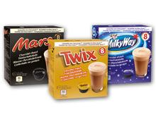 Mars/Twix/Milky Way-Kapseln