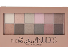 Maybelline NY Lidschatten The Blushed Nudes