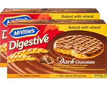 McVities Digestive Dark Chocolate