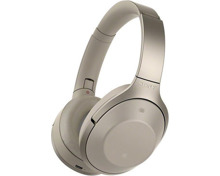 MDR-1000X (Over-Ear, Cream)