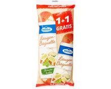 Meggle Kräuterbutter-Baguette
