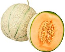 Melonen Charentais