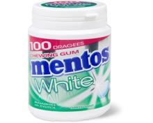 Mentos White Gum-Green Mint oder -Tutti Frutti in Sonderpackung