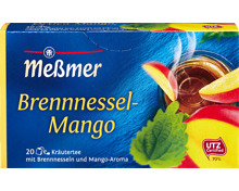 Messmer Tee Brennnessel & Mango