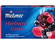 Messmer Tee Himbeere & Cassis