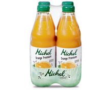 Michel Orange Premium, Fairtrade Max Havelaar, 4 x 1 Liter