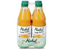 Michel Orange Premium, Fairtrade Max Havelaar, 4 x 1 Liter