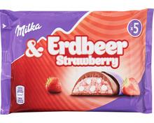 Milka Schokoladenriegel Oreo Strawberry
