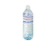 Mineralwasser mit Sportscap