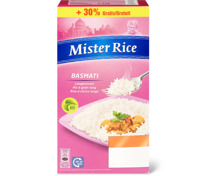 Mister Rice Basmati, Bio