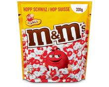 M&M's Peanut Red & White Football, 330 g
