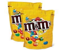 M&M's Peanuts im Duo-Pack