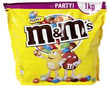 M&M'S® PEANUT PARTYPACK