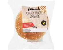 Mmmh Chicken Burger Sandwich