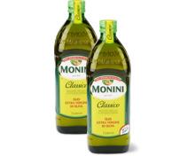 Monini Olivenöl im Duo-Pack