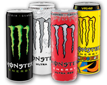 MONSTER Monster Energy Drink