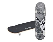 Moove 31'' Skateboard-Grau