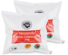 Mozzarella di Bufala Campana DOP im Duo-Pack, Duo-Pack