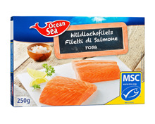 MSC Wildlachsfilet