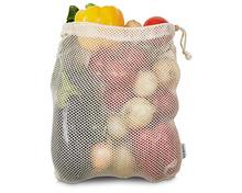 Multibag oder Tragtasche füllen mit folgendem Gemüse: Rispentomaten, Zucchetti, Auberginen, Zwiebeln gelb, Peperoni rot und...