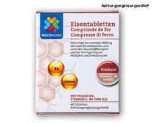 MULTINORM Eisen-Tabletten