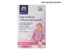 MULTINORM SOJA-ISOFLAVON MIT VITAMIN B6