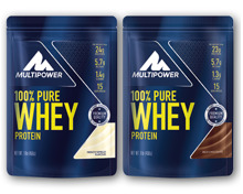 MULTIPOWER® 100 % Pure Whey Protein Pulver