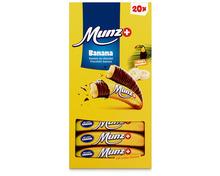 Munz Bananen, 20 x 19 g, Megapack