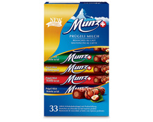 Munz Praliné-Prügeli Milch, 33 x 23 g, Multipack